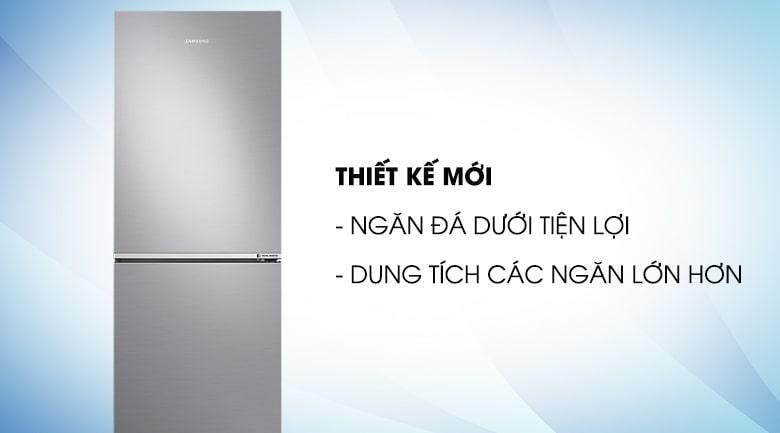 Tủ lạnh Samsung RB27N4010S8/SV thiết kế mới tiện lợi
