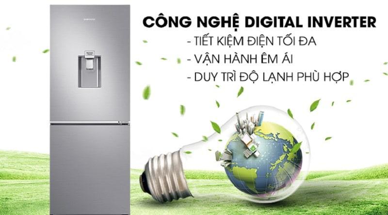 công nghệ DIGITAL INVERTER tiết kiệm điện tối đa