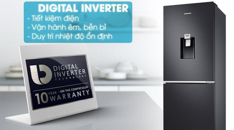 công nghệ DIGITAL INVERTER tiết kiệm điện