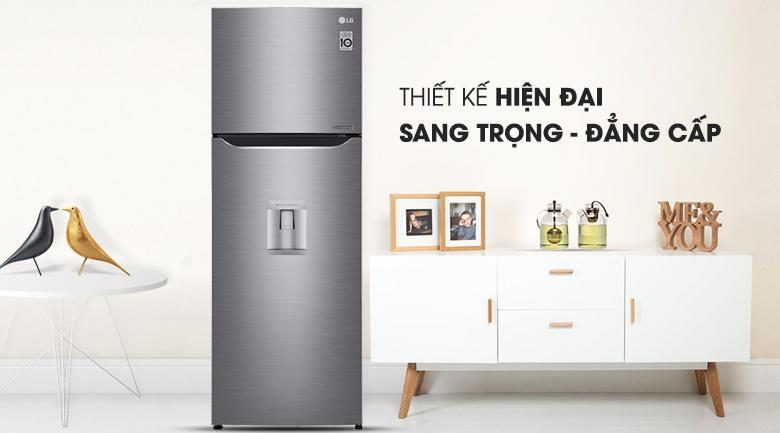 Tủ lạnh LG GN-D422PS thiết kế hiện đại,đẳng cấp