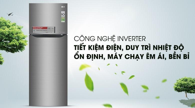 Công nghệ inverter tiết kiệm điện,duy trì nhiệt độ ổn định