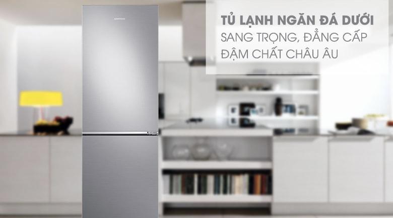 Tủ lạnh Samsung RB30N4010S8/SV hiện đại tinh tế