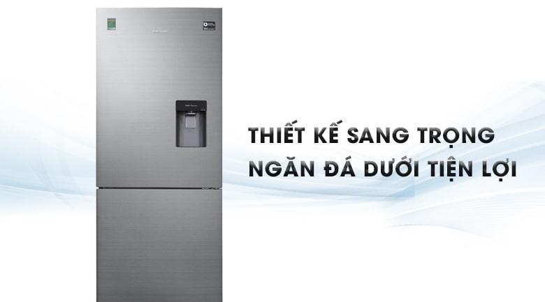 Tủ lạnh Samsung RL4034SBAS8/SV thiết kế sang trọng
