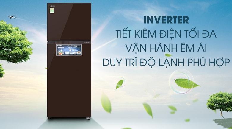 công nghệ inverter tiết kiệm điện tối đa