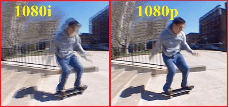 1080p và 1080i