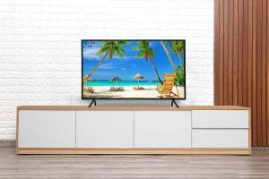 Review Smart Tivi Samsung 4K 43 inch UA43RU7200