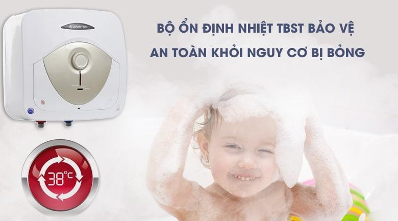 bộ ổn định nhiệt TBST bảo vệ an toàn khỏi nguy cơ bị bỏng