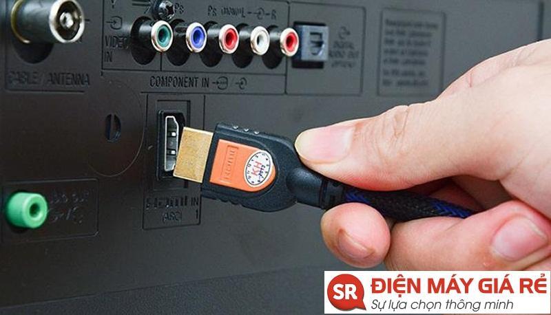 cổng kết nối tivi HDMI