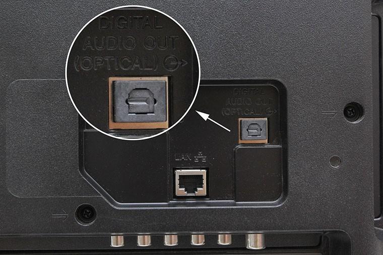 Cổng kết nối Optical là gì?