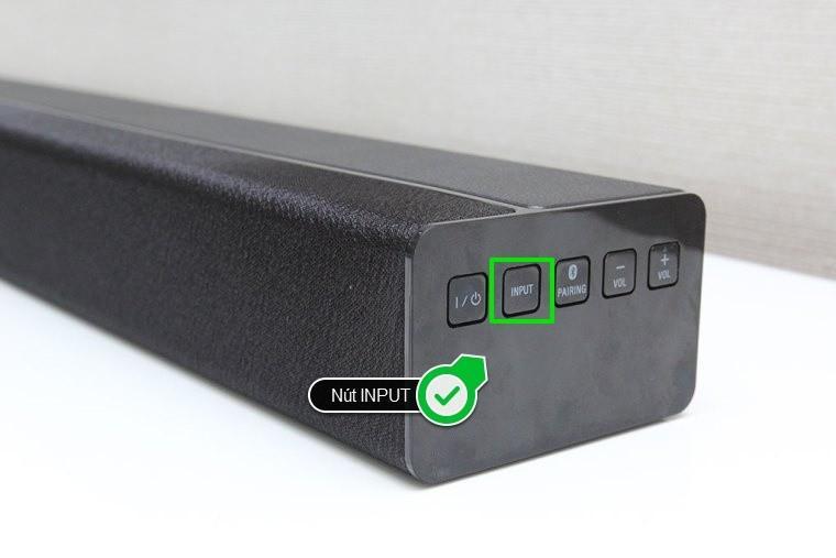 kết nối tivi với thiết bị âm thanh qua cổng Optical