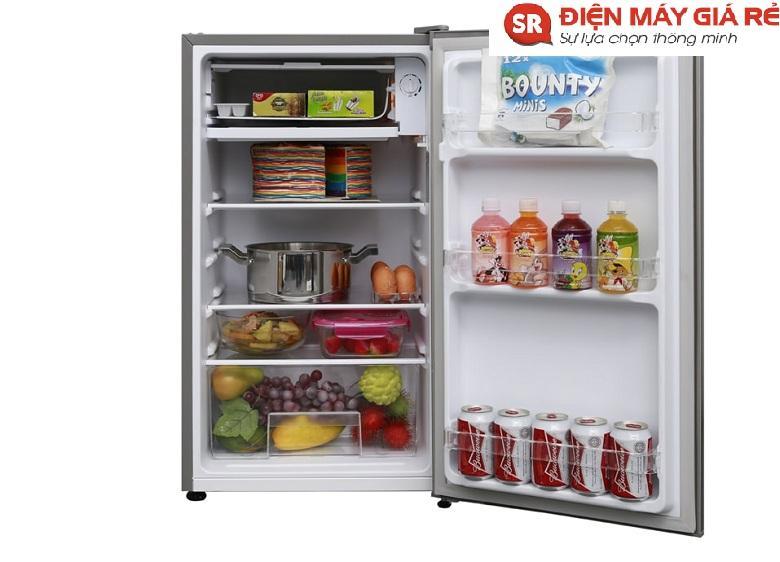 tủ lạnh mini nhiều ngăn kệ