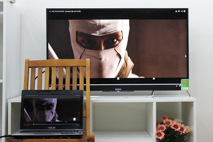 ưu điểm cáp HDMI tivi