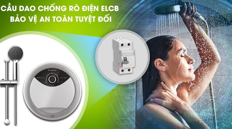cầu dao chống rò điện ELCB bảo vệ an toàn tuyệt đối