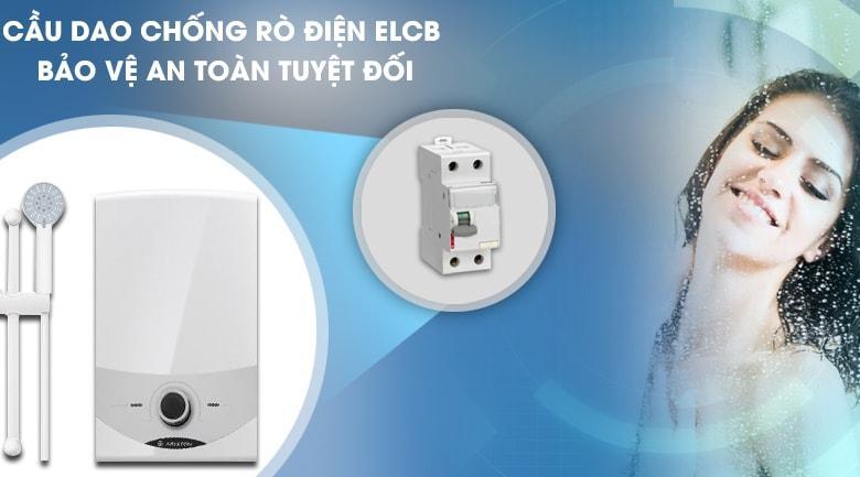 cầu dao chống dò điện ELCB