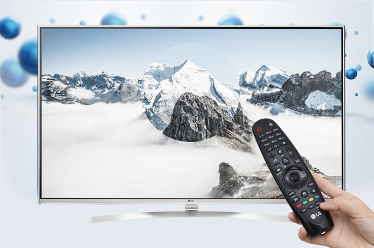 mua smart tivi của hãng nào