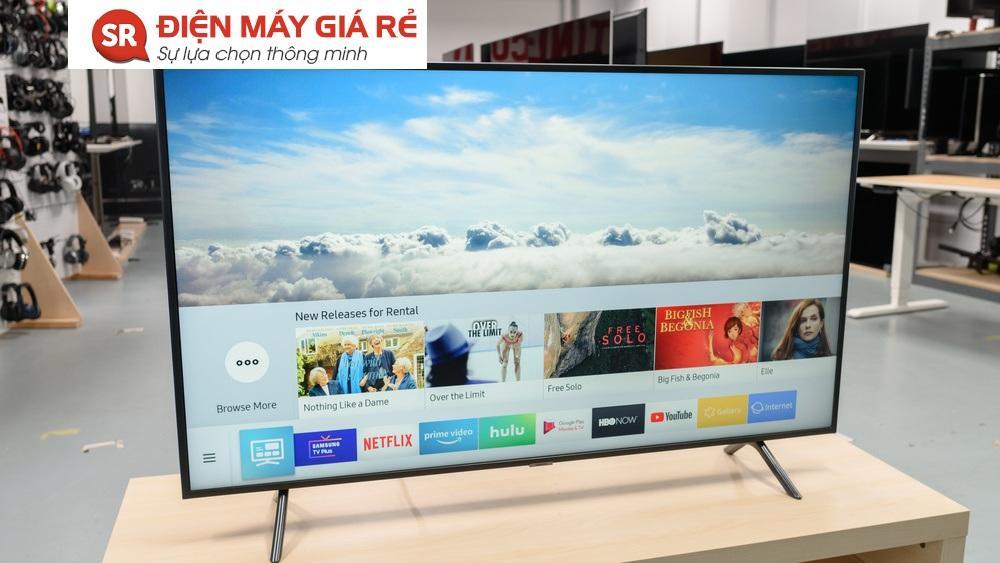 Tivi Samsung 43 inch UA43RU7100