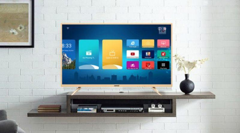 Smart Tivi Asanzo 40 inch 40AS350