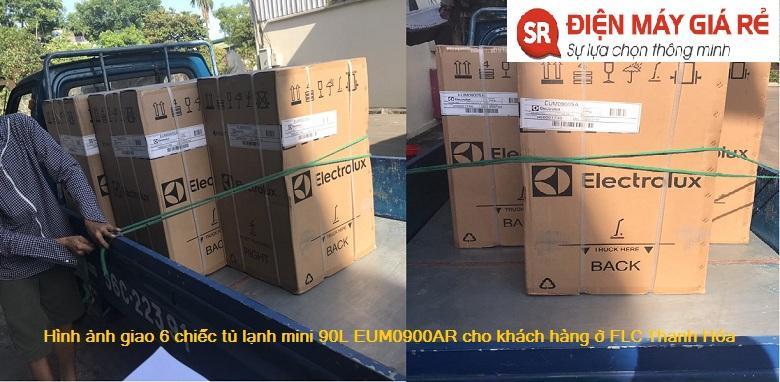 giao hàng cho khách ở FLC Thanh Hóa