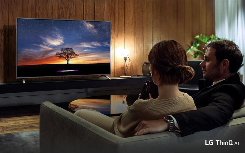 Smart Tivi LG 49UM7300PTA trí thông minh LG ThinQ Al