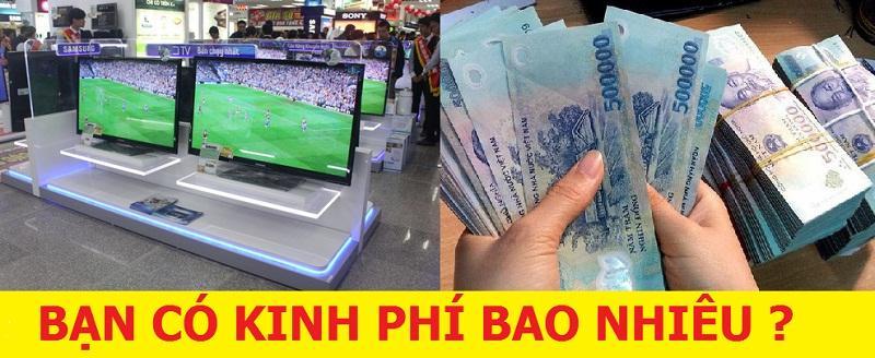 Chọn tivi theo khả năng tài chính