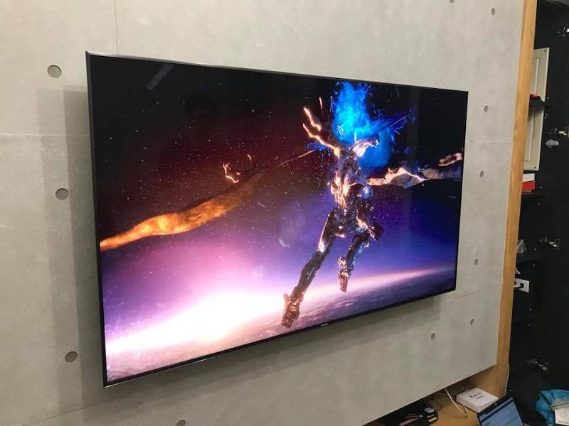 Tivi 65 inch 2019 tốt nhất Tivi Sony X900F