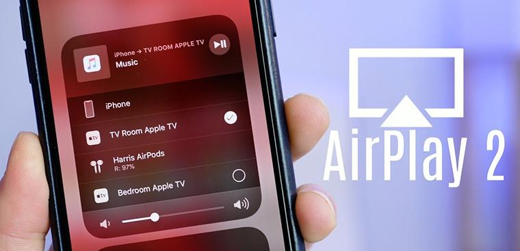 airplay 2 tren tivi