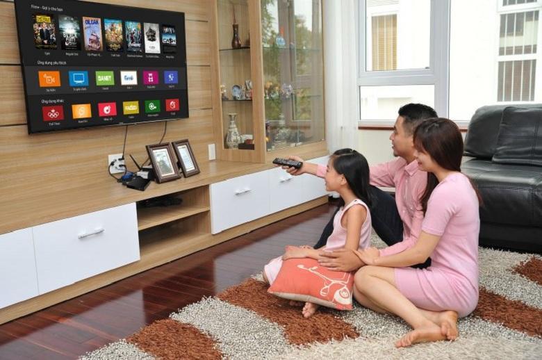 Hướng dẫn dò kênh trên Androi tivi Sony