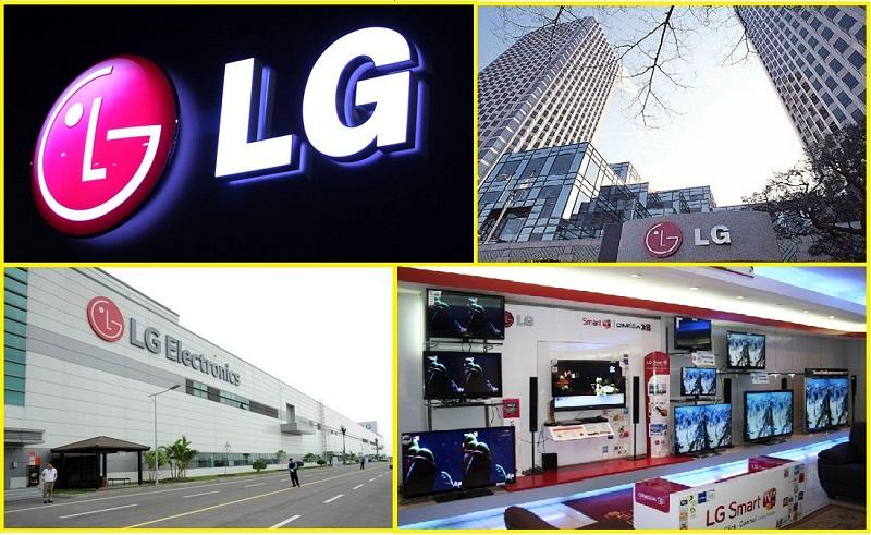 Giới thiệu hãng tivi LG
