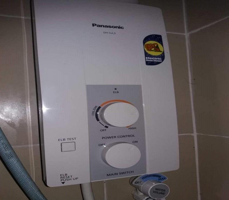 Mua bình nóng lạnh Panasonic