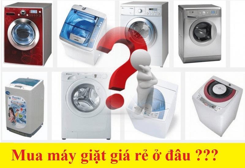 mua máy giặt giá rẻ nhất hà nội
