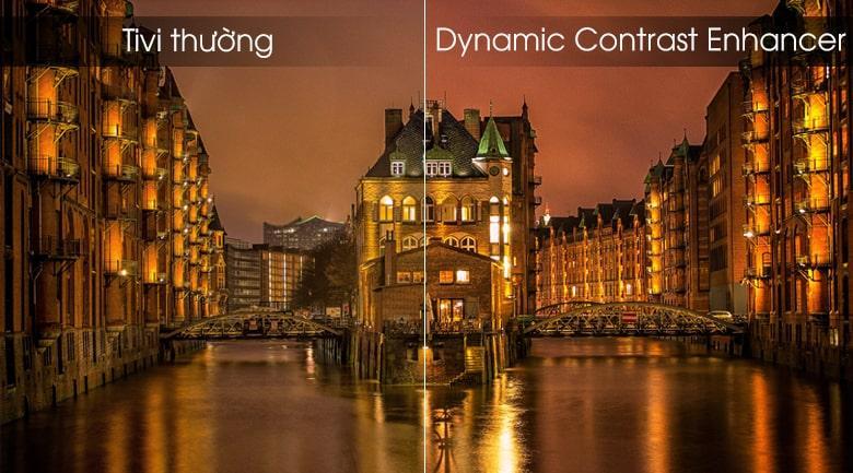 tăng cường độ phân giải Dynamic Contrast Enhancer