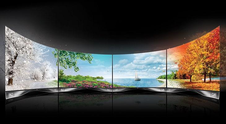 công nghệ tivi OLED