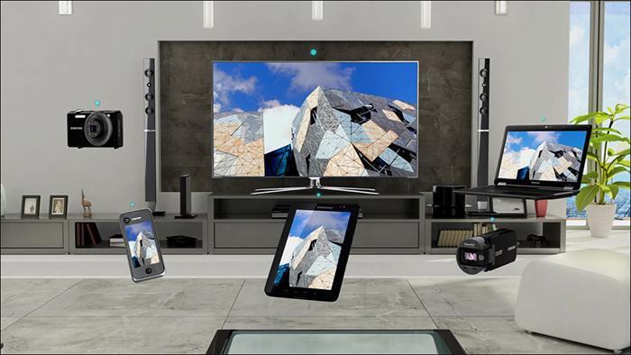 tivi TCL giá rẻ kết nối đa dạng với các thiết bị bên ngoài