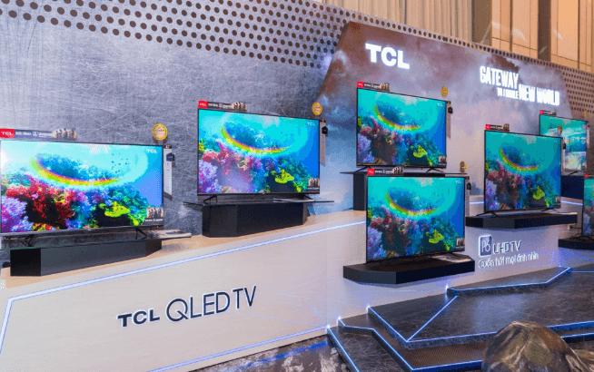 TV QLED TCL