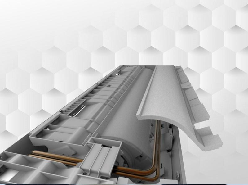 xốp cách nhiệt hiện đại Nano