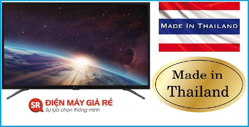 Tivi Casper 43FG5100 là mẫu tivi Thái Lan rất chất lượng