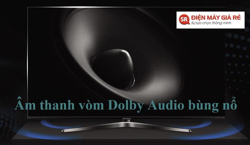 Dolby Audio bùng nổ