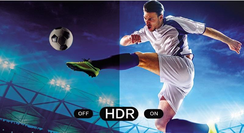 HDR sáng hơn