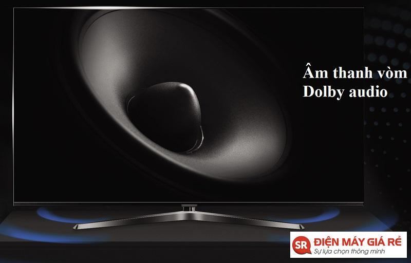 âm thanh vòm Dolby audio