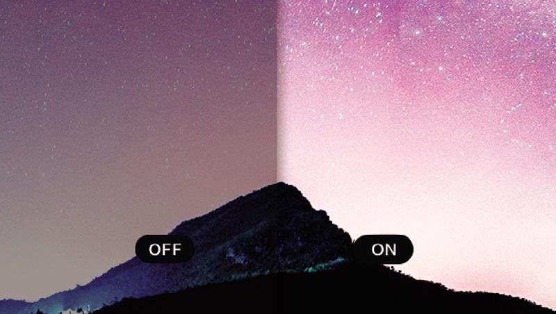 công nghệSuper Brightness