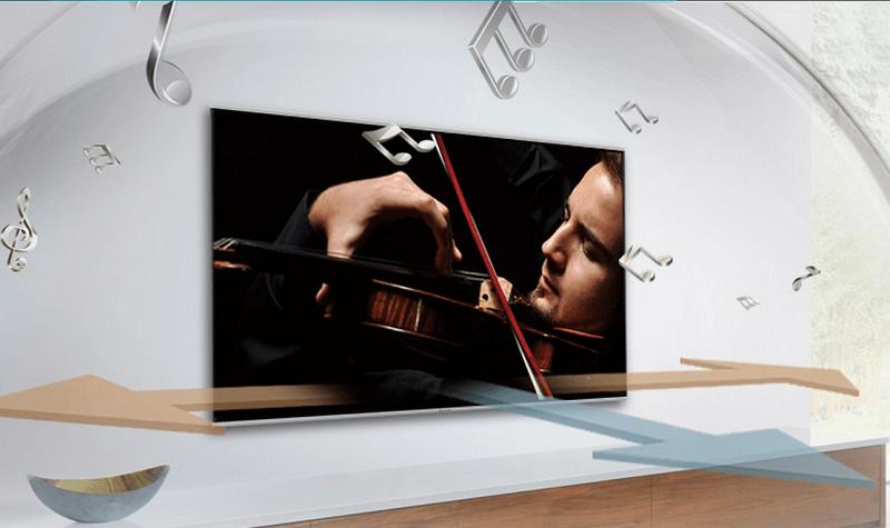Tivi Sony KDL-40W660E âm thanh sống động