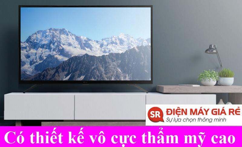 Tivi Casper 32HG5000 Thiết kế đẹp