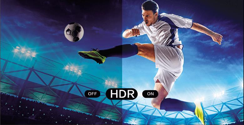 công nghệ HDR trên tivi casper