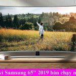 Top tivi samsung 65 inch 2019 bán chạy nhất