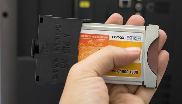 xem kênh trả phí với thẻ (cl+)