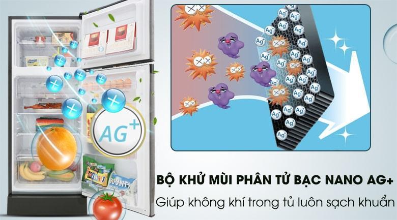 bộ khử mùi phân tử bạc Nano AG+