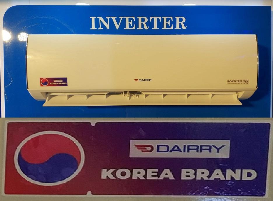 điều hòa dairry korea