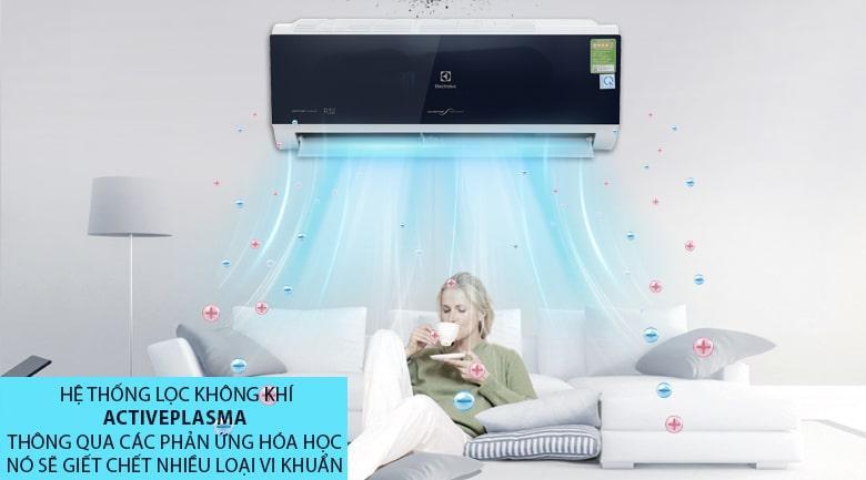 Điều hòa Electrolux Inverter 1 HP ESV09CRO-D1 kháng khuẩn