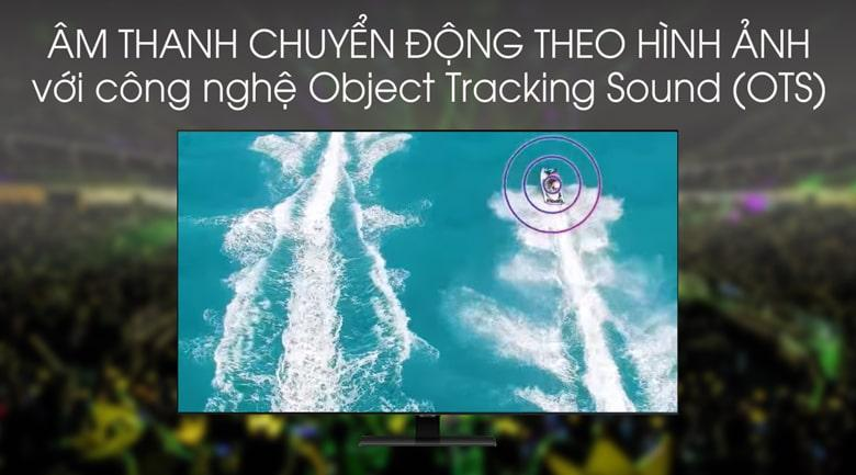 Mang đến người dùng trải nghiệm âm thanh vòm chuyển động theo hình ảnh