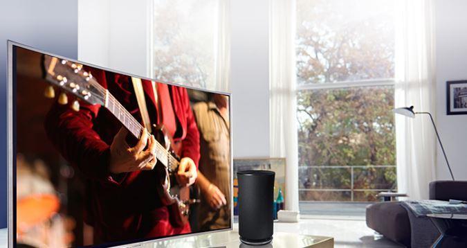 Kết nối loa với tivi thông quaBluetooth